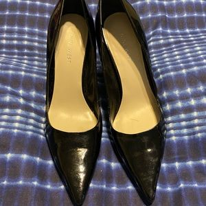 Nine West Black pumps size 6 1/2